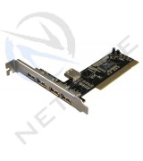 4 PORT USB PCI CARD