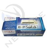Connectcom 8 Port Ethernet Switch