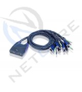 ATEN 4Port USB Kvm Switch