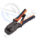 HT-200R Ethernet Plug Crimp/Wire Strippers Tool Kit