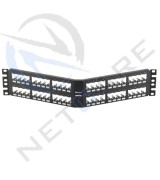 PANDUIT 48 port patch panel